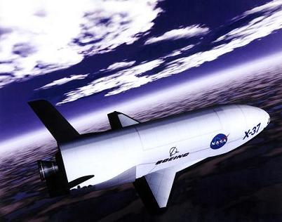 Secret Robotic Space Plane Launched By US Air Force