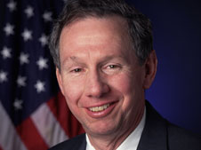 Former NASA Administrator Mike Griffin