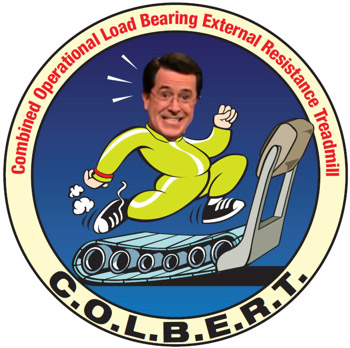 NASA's COLBERT Treadmill