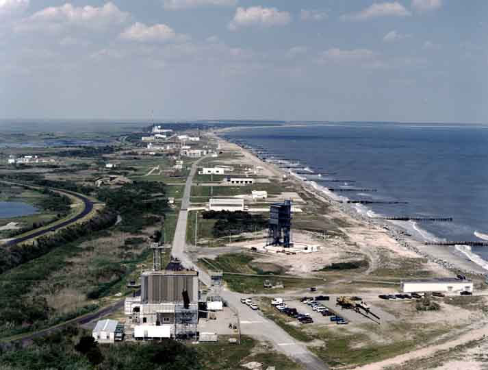 The Case for Wallops Island as a Commercial Spaceport at ...