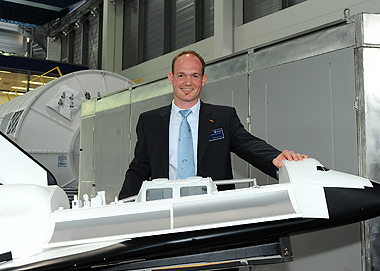 Alexander Gerst was invited to join the astronaut corps of the European Space Agency (ESA) in May 2009. Prior to that, he underwent an extensive selection process that culminated in his being chosen, together with five other candidates, from a total of 8413 applicants.  Credit: DLR.
