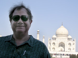 Accused spy Stewart David Nozette in India.