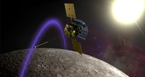 MESSENGER Becomes First Spacecraft to Orbit Mercury at ...