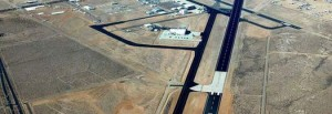 Mojave's runways. (Credit: Mojave Air and Space Port)