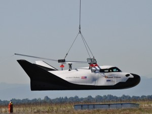 SNC Dream Chaser Post Flight
