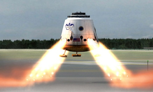 NASA Looks to Reusable Spacecraft to Bring Down Costs at ...