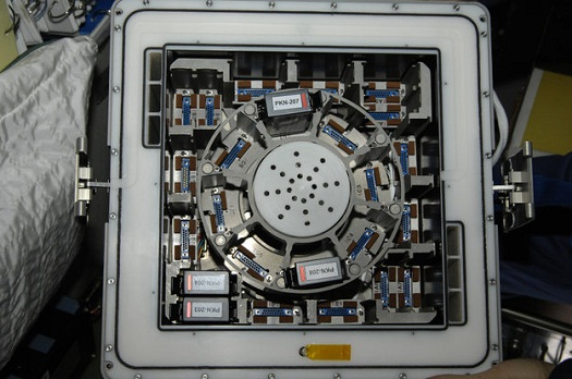 Space centrifuge. (Credit:  ESA–J. Hatton)