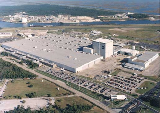 Lockheed Martin To Manufacture Lng Tanks At Nasa Michoud