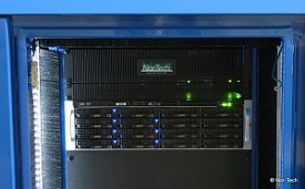 Nor-Tech portable data center (Credit: Nor-Tech)