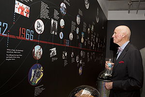 University of Cincinnati Honors Neil Armstrong With New ...