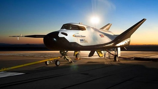 Dream Chaser (Credit: Sierra Nevada Corporation)