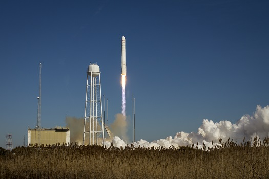 Orbital-1 Mission Antares Launch