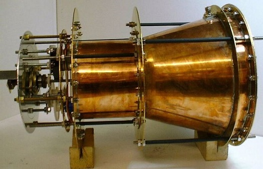 EmDrive (Credit: Satellite Propulsion Research Ltd.)