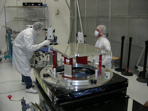 Building Test Instruments : Nasa to test green thruster propellant in space at