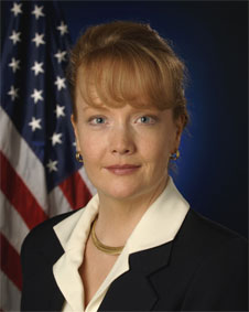 Shana Dale (Credit: NASA)