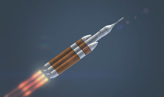Orion_DeltaIV_Heavy_Flight