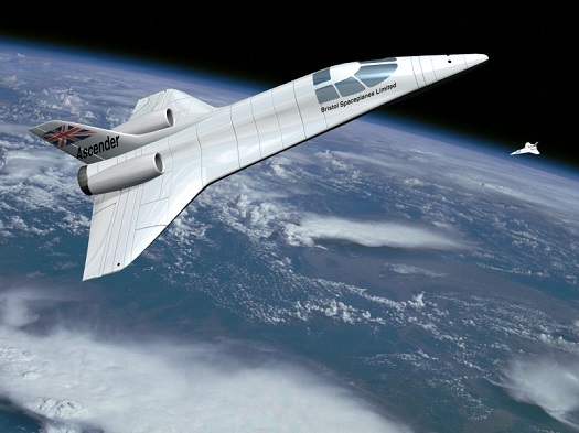 Ascender (Credit: Bristol Spaceplanes)