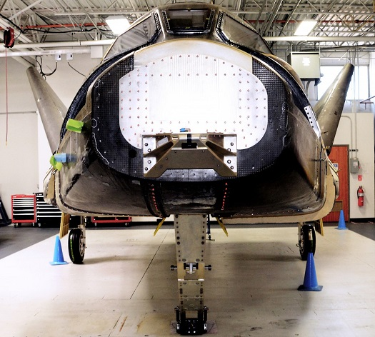 Dream Chaser (Credit: NASA)