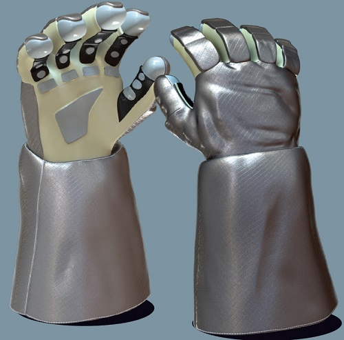 space suit glove hardware - photo #18