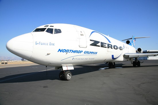 Zero G's G-Force One