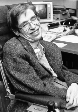Stephen Hawking (Credit: NASA)