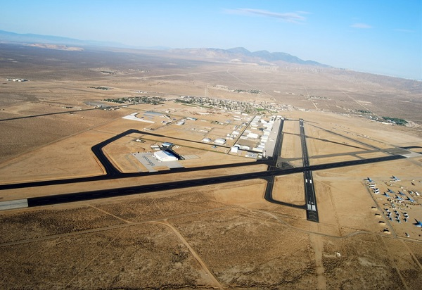 Mojave Air and Space Port. (Credit: Mojave Air and Space Port)