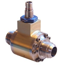 TS-160S Solenoid Piloted Poppet Valve (Credit: Triton Space Technologies)