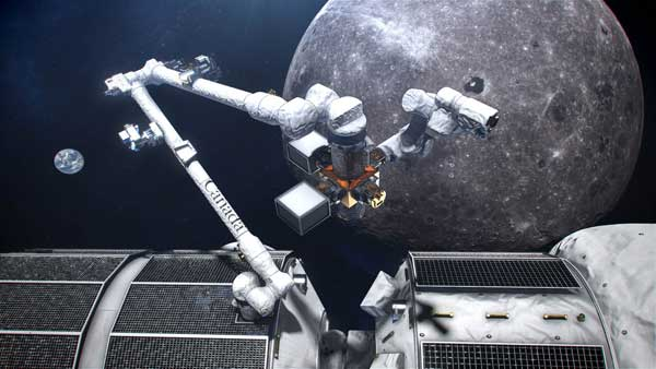 About Canadarm3